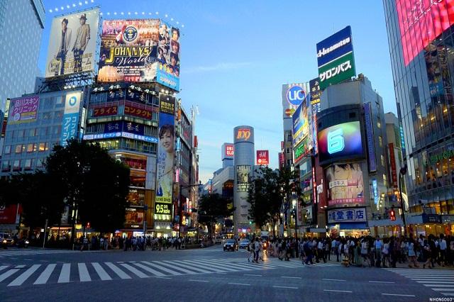 Chu du những điểm mua sắm lý tưởng Tokyo