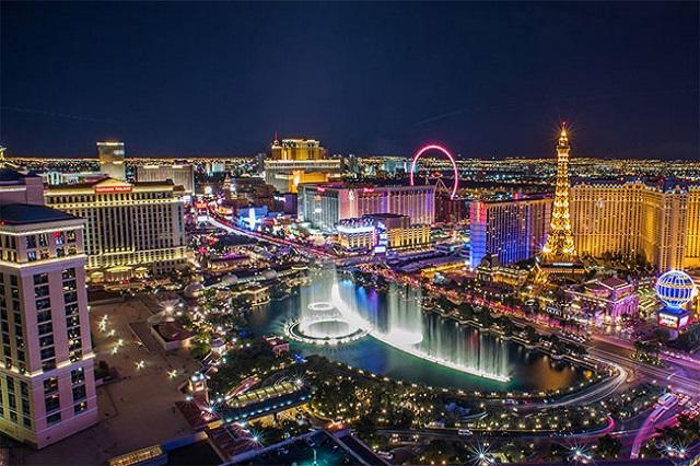 Las Vegas – Thành phố ánh đèn