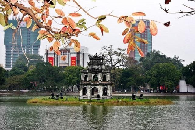 Những điểm du lịch lý tưởng nhất tại Hà Nội vào dịp tết