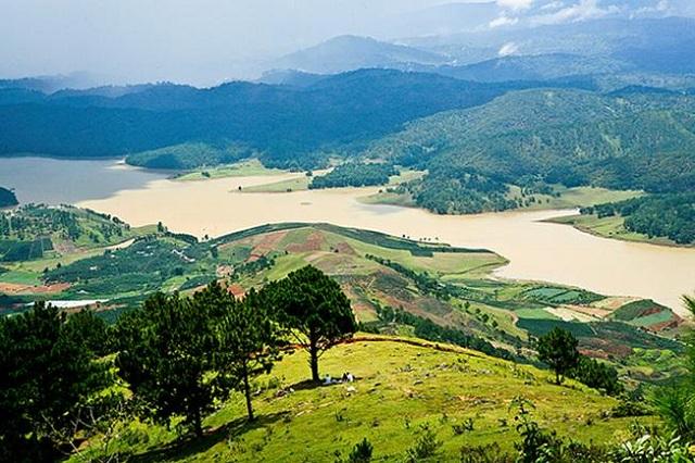 Núi Langbiang – Nơi thiên nhiên phong cảnh hữu tình