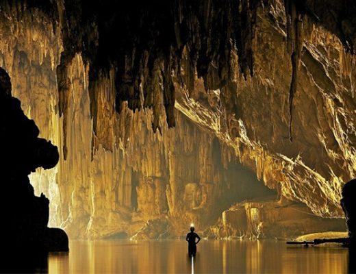 Tham Lod – hang động huyền bí nổi tiếng ở Thái Lan