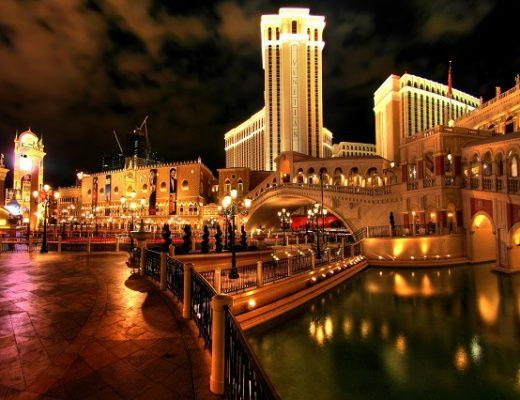 Top những sòng bài nổi tiếng ở Las Vegas