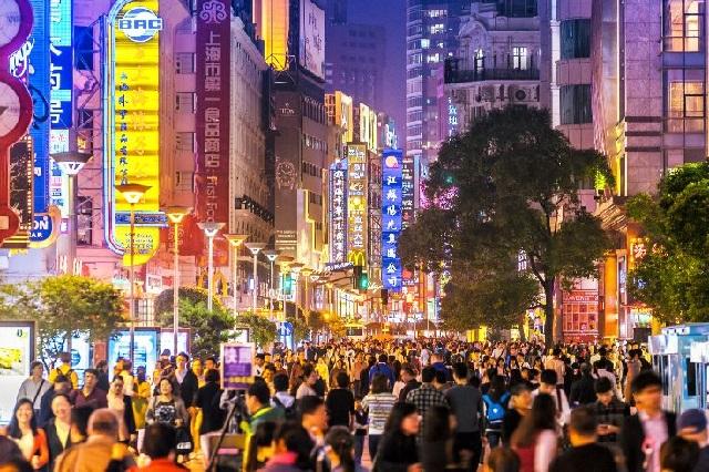 Những trung tâm mua sắm nổi tiếng nhất Thượng Hải
