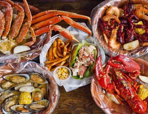 Top 3 nhà hàng hải sản nổi tiếng nhất ở Los Angeles