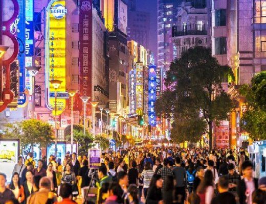 Điểm danh 3 khu phố nổi tiếng nhất Thượng Hải