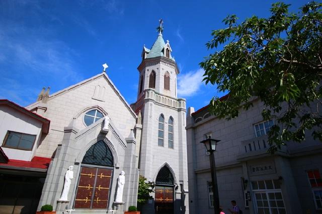 Khám phá hai nhà thờ cổ nổi tiếng nhất Nhật Bản