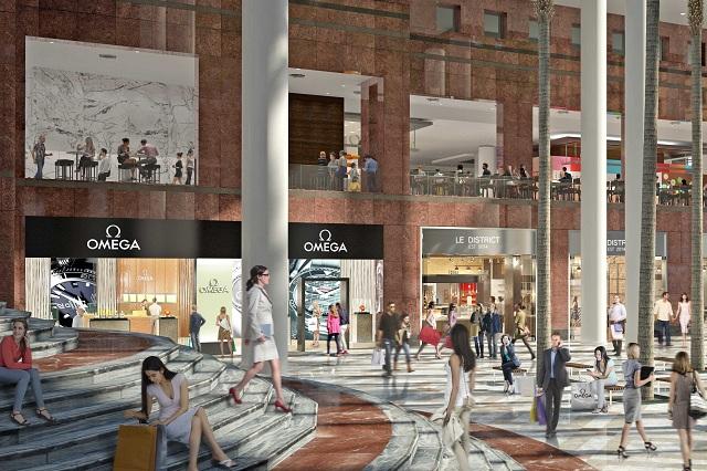 Brookfield Place – Trung tâm mua sắm xa hoa bậc nhất của New York