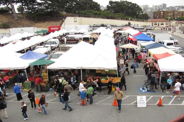 Những khu chợ bình dân giá rẻ nổi tiếng ở thành phố San Francisco