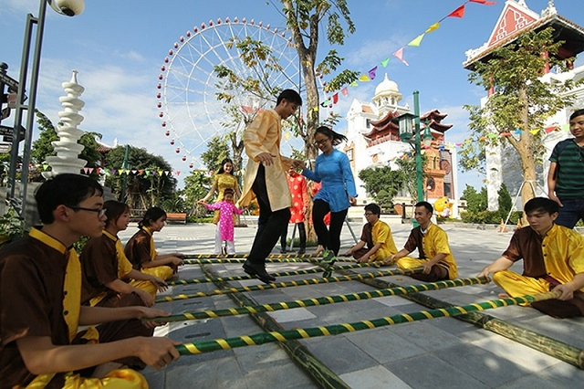 Những khu vui chơi giải trí nổi tiếng ở Đà Nẵng mở cửa xuyên Tết