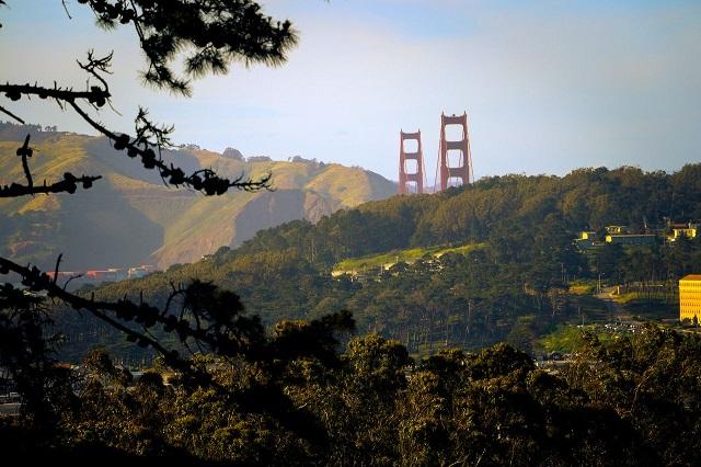 Những điểm chiêm ngưỡng tự nhiên tuyệt đẹp tại San Francsico