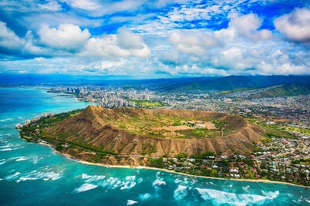 Bật mí những điểm ngắm cảnh đẹp mê mẩn ở Honolulu