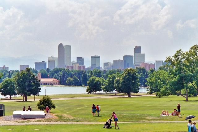 Những công viên tuyệt đẹp ở Denver