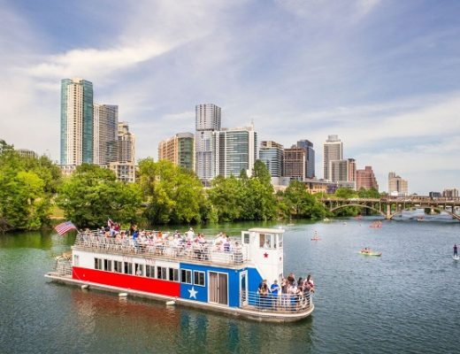 Khám phá các điểm du lịch hàng đầu tại Austin