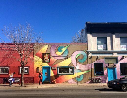 Khám phá những con phố nghệ thuật nổi tiếng ở Denver