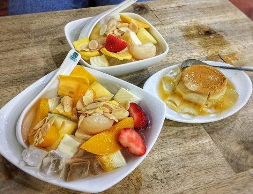 Những món chè giúp thổi bay cái nóng ngày hè tháng 5 ở Đà Nẵng