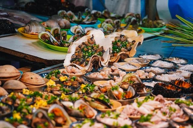 Địa chỉ thưởng thức hải sản ngon cho chuyến phượt Quy Nhơn tháng 9