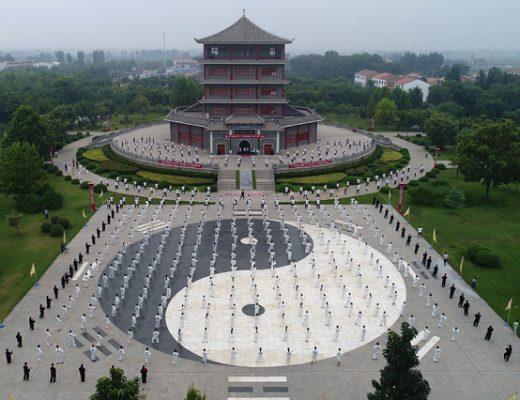 Khám phá những vùng đất võ lừng danh tại Trung Quốc