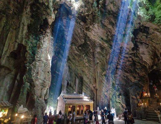 Vi vu Đà Nẵng tháng 9 – khám phá đỉnh Ngũ Hành Sơn