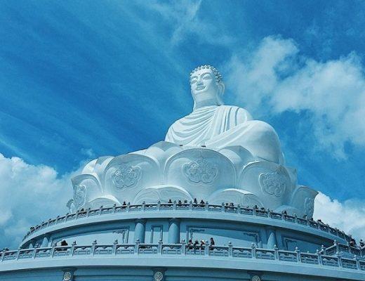 Du lịch Tết ở Quy Nhơn, đừng quên ghé thăm chùa Ông Núi