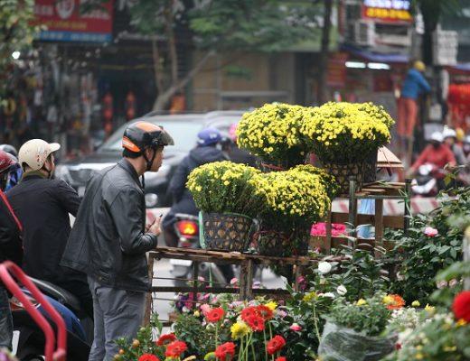 Khám phá những thiên đường mua sắm tết nhộn nhịp nhất ở Hà Nội
