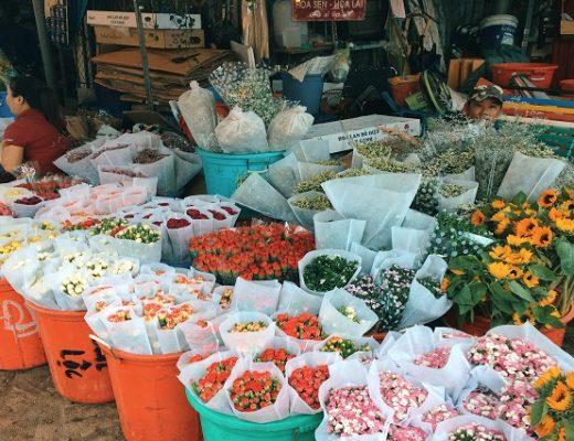 Top 3 khu chợ mua sắm tết nổi tiếng tại Sài Gòn