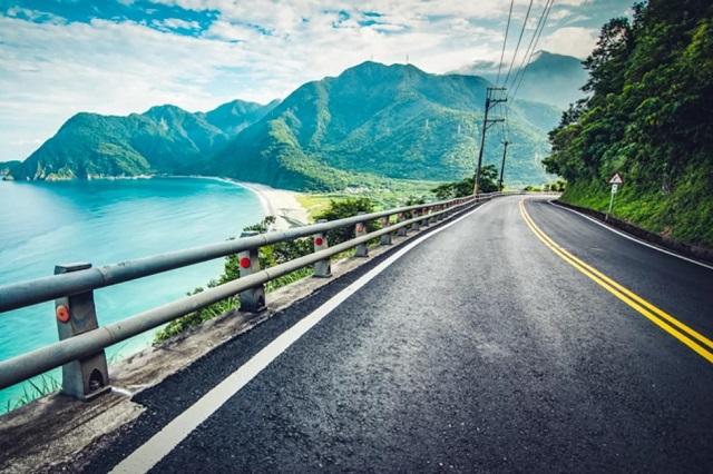 Con đường Subua ngắm cảnh cực thơ mộng ở Đài Loan