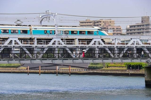 Khám phá tuyến đường đi bộ mới giữa Asakusa và tokyo Skytree