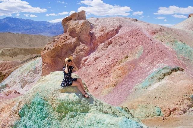 Trải nghiệm du lịch thú vị tại công viên quốc gia Thung lũng Chết