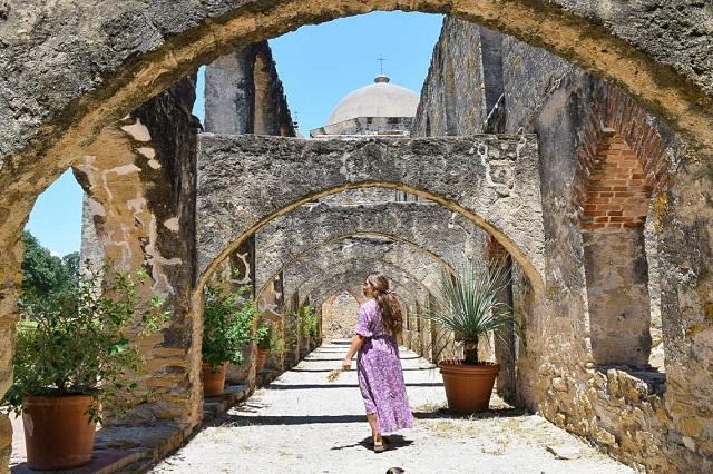 Khám phá di sản Thế giới San Antonio Missions ở Mỹ